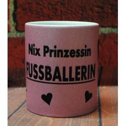 Nix Prinzessin - Fussballerin